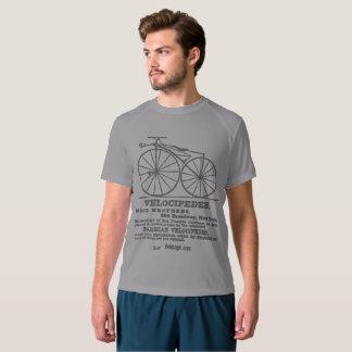 Camiseta do ciclismo do Velocipede