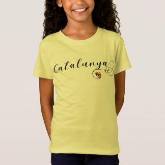 Camiseta do coração de Catalunya, Catalan Estelada