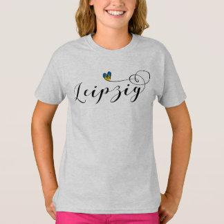 Camiseta do coração de Leipzig, Alemanha
