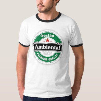 CAMISETA DO CURSO GESTÃO AMBIENTAL