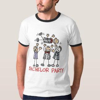 Camiseta do despedida de solteiro