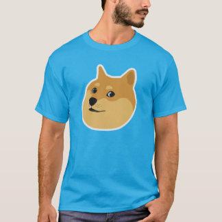 Camiseta Do Doge do t-shirt shibe muito tal estilo