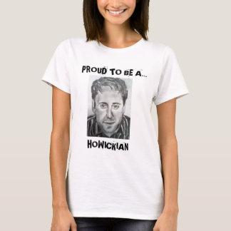 Camiseta do fã de Howickian