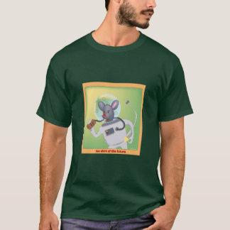 Camiseta do futuro