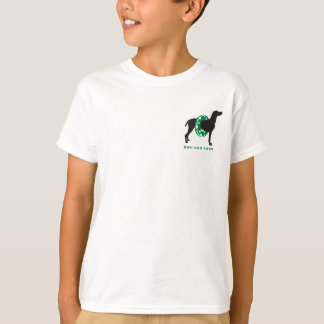 Camiseta do Hanes dos miúdos