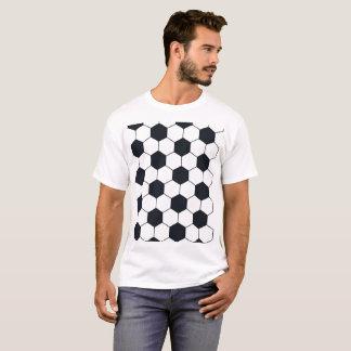 Camiseta do homem do futebol/futebol
