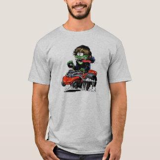 Camiseta do hot rod