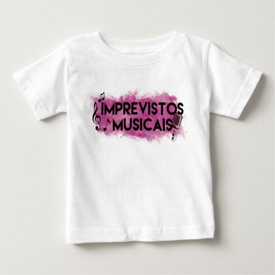 Camiseta do IM para Bebês