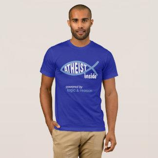 """Camiseta Do """"interior ateu """""""