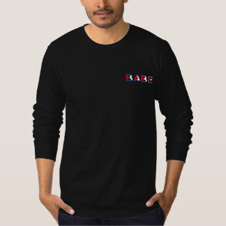 Camiseta Do jérsei americano da multa do roupa dos homens