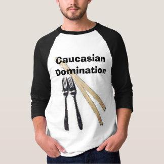 Camiseta Do leste encontra-se para o oeste