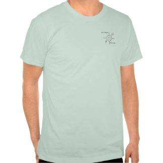 camiseta do logotipo do andson