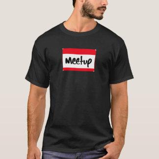 camiseta do meetup - mais disponível do que nunca!