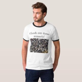Camiseta do mexilhão