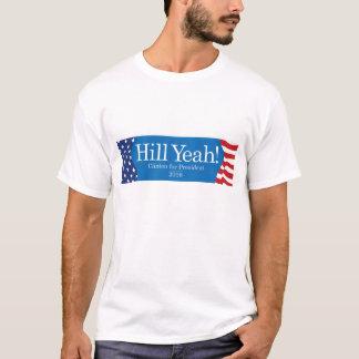 Camiseta Do monte o t-shirt dos homens yeah