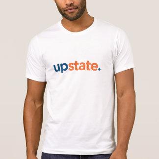 Camiseta do norte do estado. Cores do Cuse do vintage