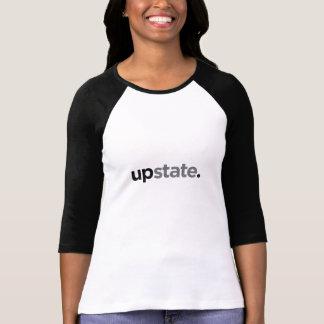 Camiseta Do norte do estado. Estimativa do vintage