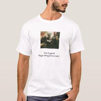 """Camiseta Do """"Os extremistas originais direita """""""