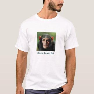 Camiseta do pai de Richard Dawkins