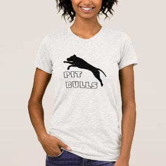 Camiseta do pitbull - promova poços