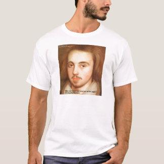 """Camiseta Do """"presentes das citações do amor ø local"""" de"""