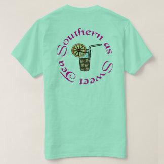 Camiseta Do sul como o chá doce