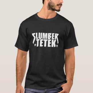 "Camiseta Do ""T preto de Tetek descanso"""