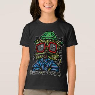 """Camiseta Do """"t-shirt americano do roupa das meninas da"""