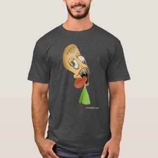 """Camiseta Do """"t-shirt de Larry Metade-Corpo"""""""