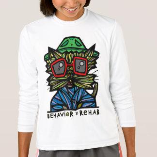 """Camiseta Do """"t-shirt do esporte das meninas da reabilitação"""