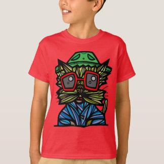 """Camiseta Do """"t-shirt do Hanes TAGLESS® dos miúdos da"""