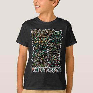"""Camiseta Do """"t-shirt do Hanes TAGLESS® dos miúdos do"""