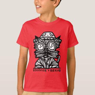 """Camiseta Do """"t-shirt do TAGLESS® dos miúdos da reabilitação"""