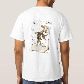 """Camiseta Do """"t-shirt mágico e do tolo"""" (tarocchi do RW)"""