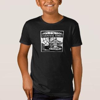 """Camiseta Do """"tempo carnaval"""" no passeio à beira mar"""