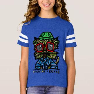 """Camiseta Do """"Tshirt do esporte das meninas da reabilitação"""