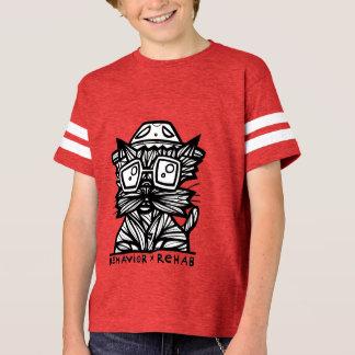 """Camiseta Do """"Tshirt do esporte dos meninos da reabilitação"""