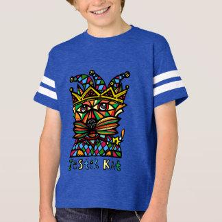 """Camiseta Do """"Tshirt do esporte dos meninos do Kat bobo da"""