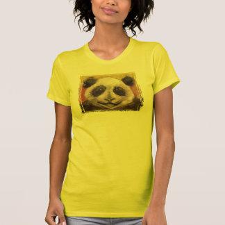 Camiseta do urso de panda