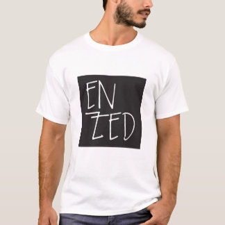 "Camiseta Do ""Zed"" Nova Zelândia En"