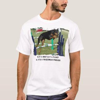 Camiseta Doberman: Juneau