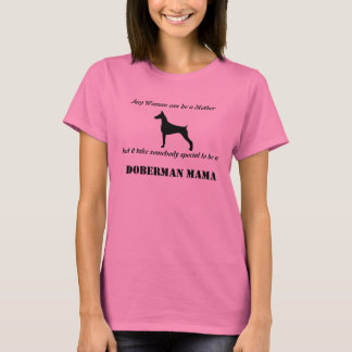 Camiseta DobermanMama