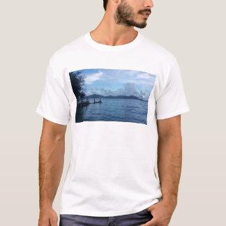Camiseta Doca do barco da ilha