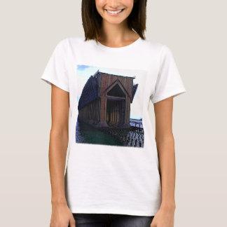Camiseta Doca do minério de Marquette