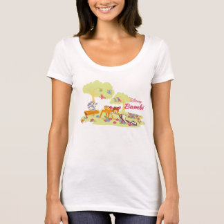 Camiseta Doce de Bambi   como pode ser
