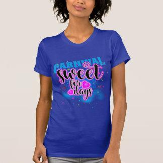 Camiseta Doce do CARNAVAL por dias!