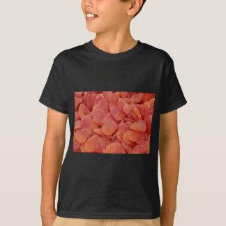 Camiseta doces coloridos