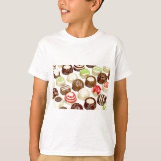 Camiseta Doces de chocolate