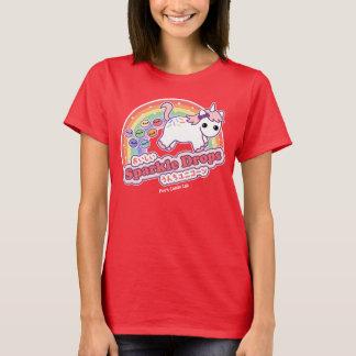 Camiseta Doces do tombadilho do unicórnio