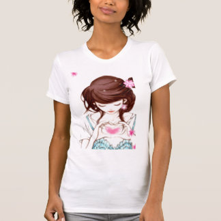 Camiseta Docinho T coreano